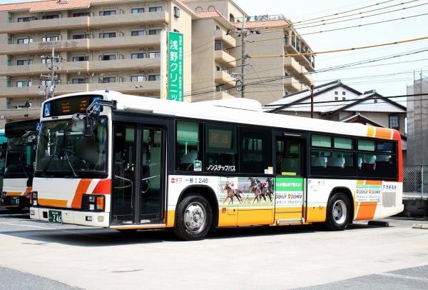 岡山230あ・246 I246