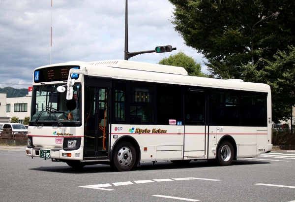 京都200か3605 877