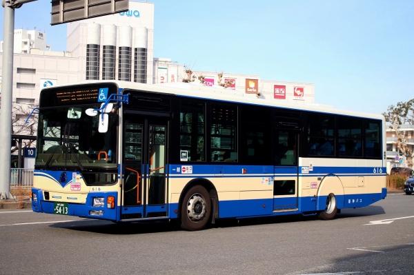 神戸200か5413 616