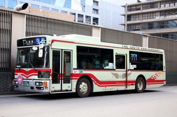 京都200か1391 FCLED