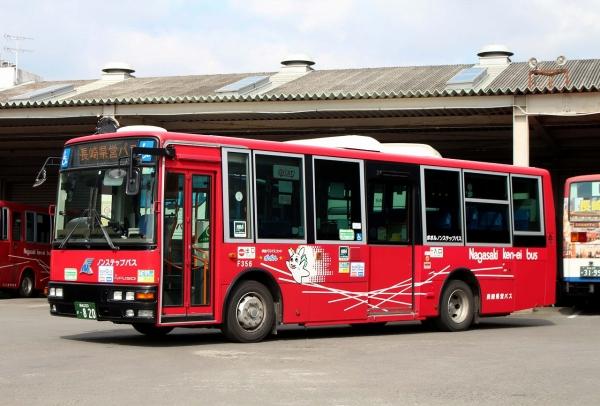 長崎200か・820 F356