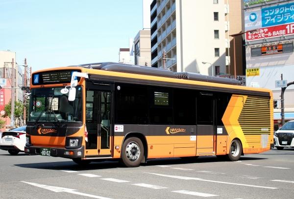 大阪230あ8002 99-8002