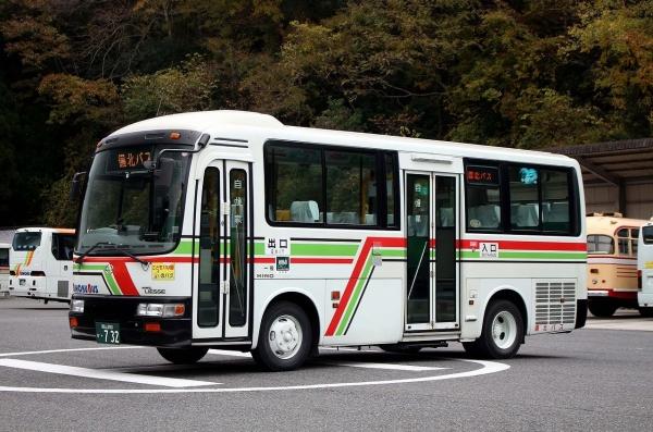 岡山200か・732