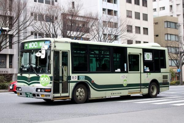 京都200か・655 100円循環