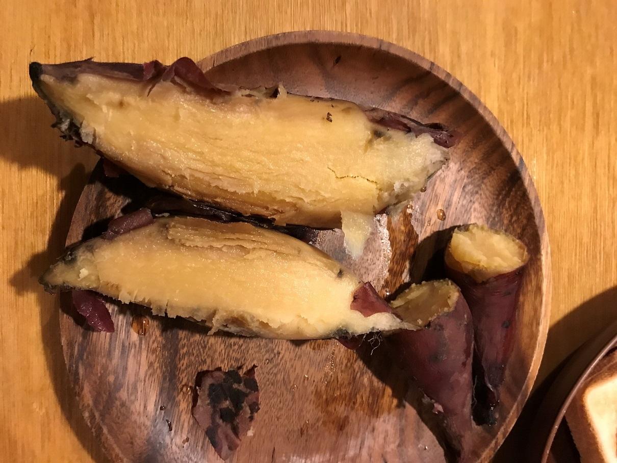 焼き芋 (1)