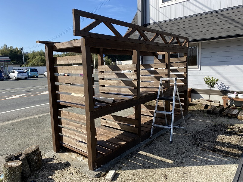 薪棚DIY (4)