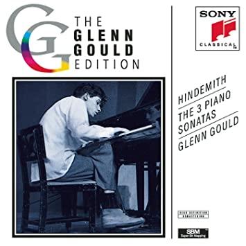 Hindemith _3 Piano Sonatas_Gould