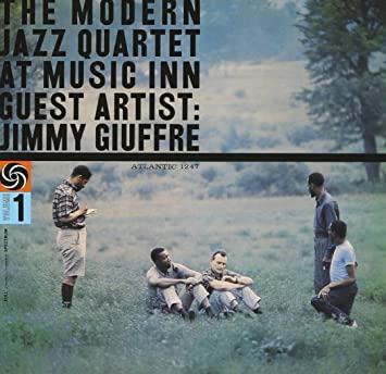 MJQ JimmyGiuffre_At Music Inn