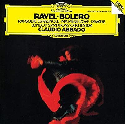 Ravel_Bolero Abbado LondonSymphony