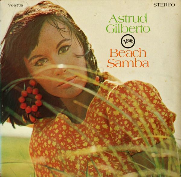 Astrud Gilberto_Beach Samba
