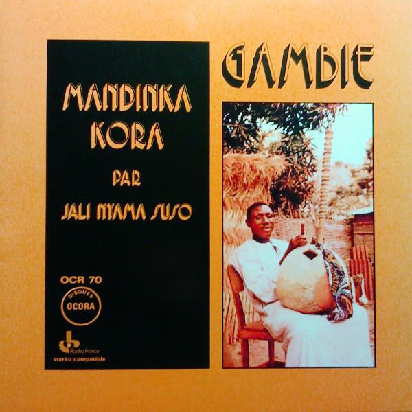 Gambie Mandinka Kora