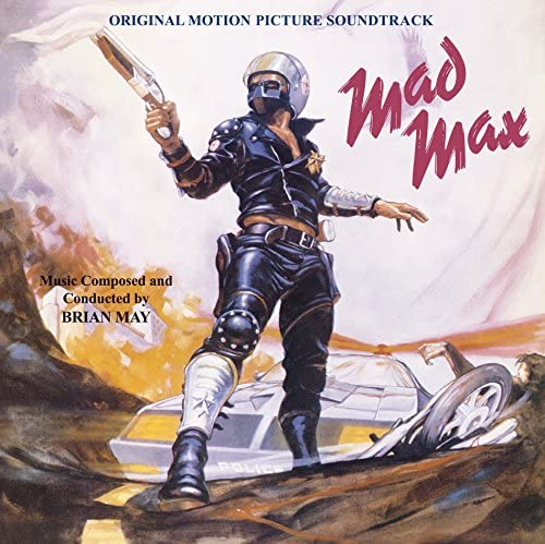MAD MAX soundtrack
