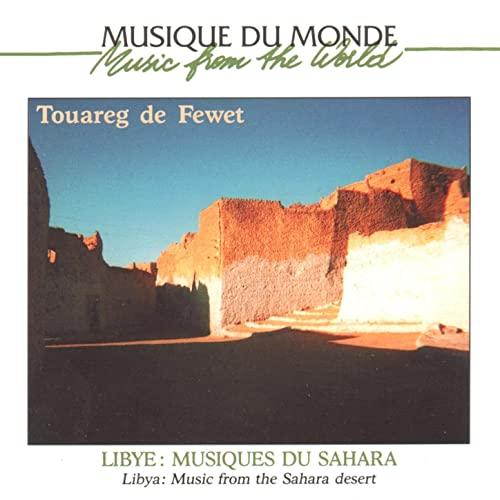 Lybie_Musiques Du Sahara