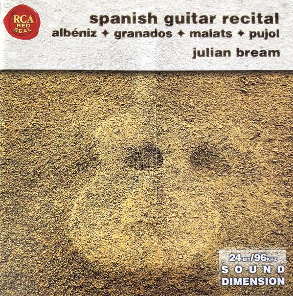 Julian Bream_Spanish Guitar Recital