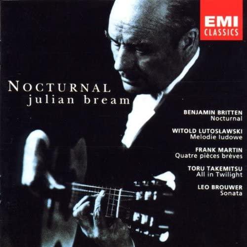 Julian Bream Nocturnal