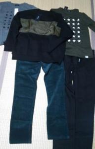 GLAZOS(グラソス) 男子服