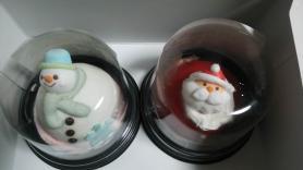 2019 ハタダクリスマスケーキ