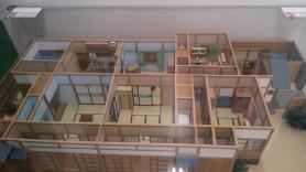 磯野家の模型