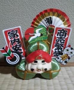 椿祭り 俵