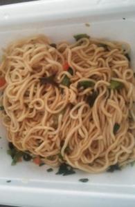 KALDI 上海風炒麺 完成