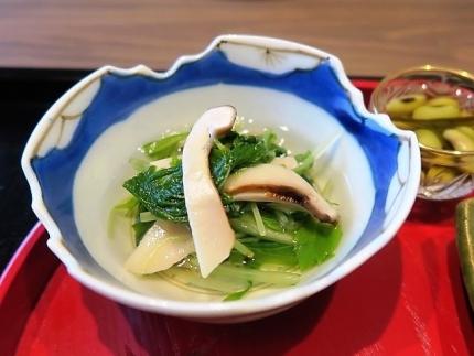 19-10-22 前菜mizuna