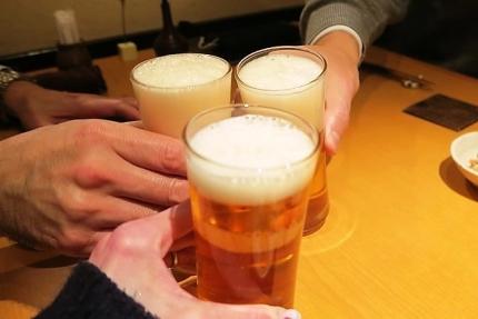 20-1-9 ビア乾杯