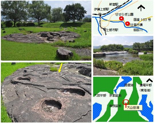 ゾウの足跡マップ