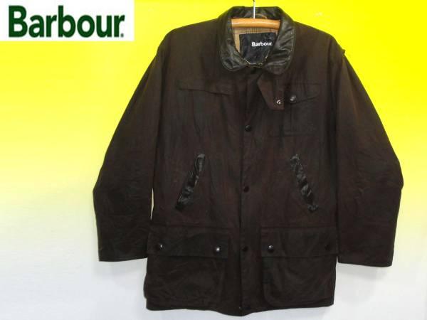 お買取り商品バブアーBarbour BUSHMAN オイルドジャケット