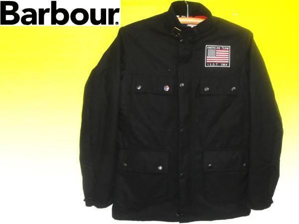 お買取り商品バブアーBarbourMWX0456クラウンジャケットマックイーンモデル