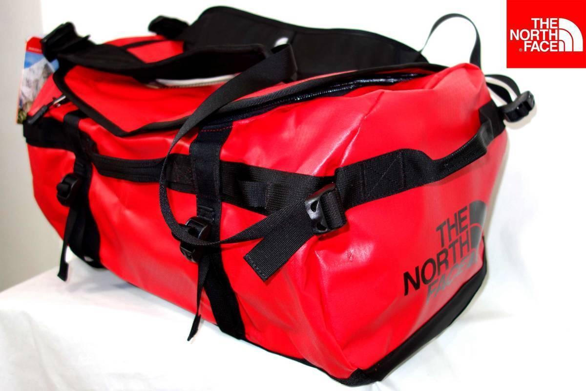 お買取り商品ノースフェイスTHENORTHFACE新品ベースキャンプダッフルバッグBASE CAMP DUFFEL S50L赤CWW3