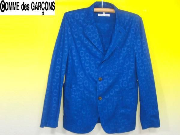 お買取商品メンズコムデギャルソンシャツCOMMEdesGARCONSSHIRTS品番11015 3つボタンジャケット