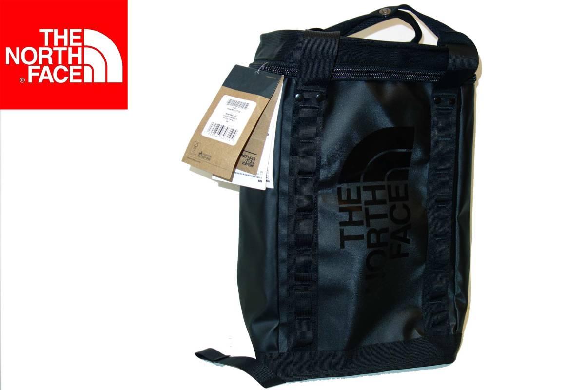 お買取り商品ノースフェイスTHENORTHFACE新品デイパックリュックサックフューズボックスバックパックEXPLORE FUSEBOX DAYPACK―S14L黒