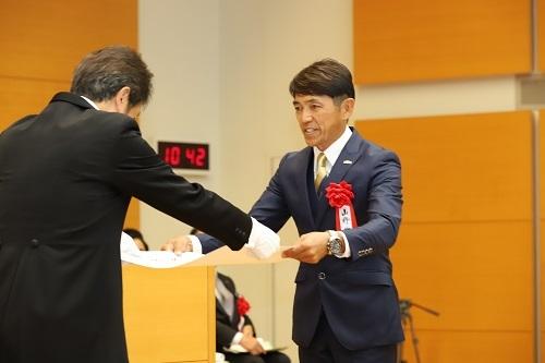 茨城県表彰式