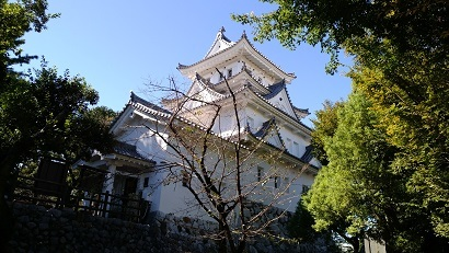 大垣城 (3)
