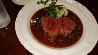 寄居PAでの昼食 (1)