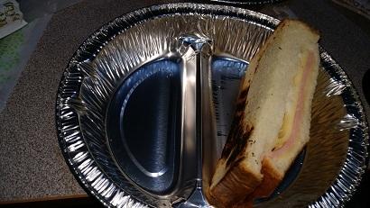 初めての車中泊料理 (10)