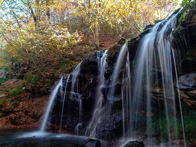 猿壺の滝05