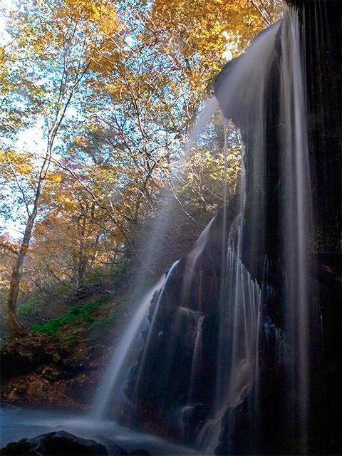 猿壺の滝06