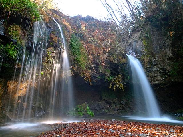 陣馬の滝04