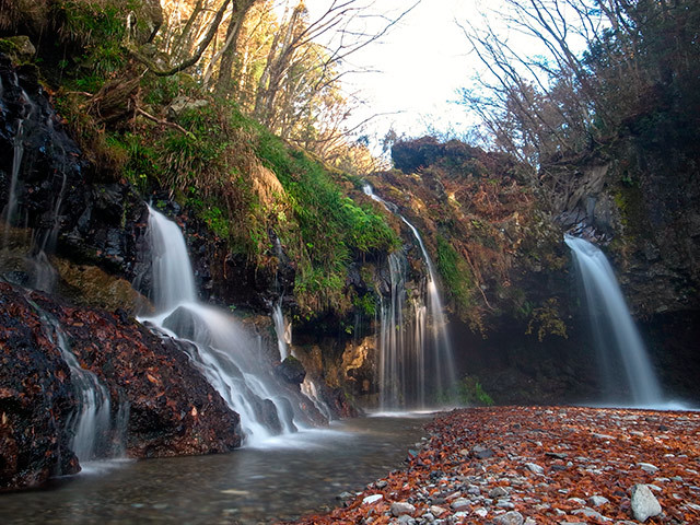 陣馬の滝06