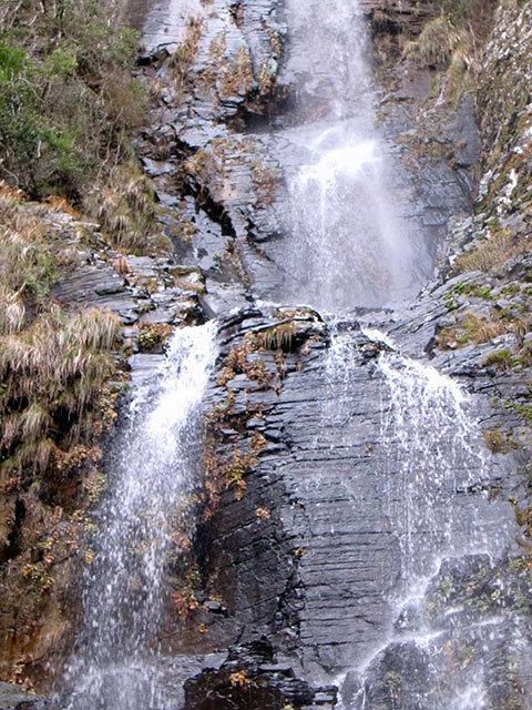 八草の滝15