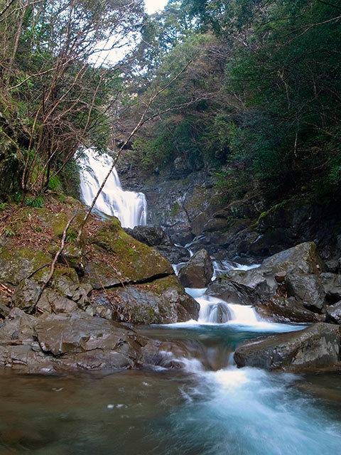 万歳の滝02