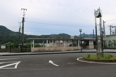 JR市布駅