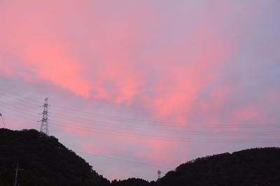 200922夕焼け (2)