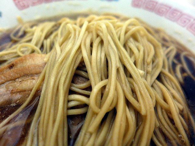 【お持ち帰り】大東本店 麺や而今@01お持ち帰りあっさり煮干醤油そば 5