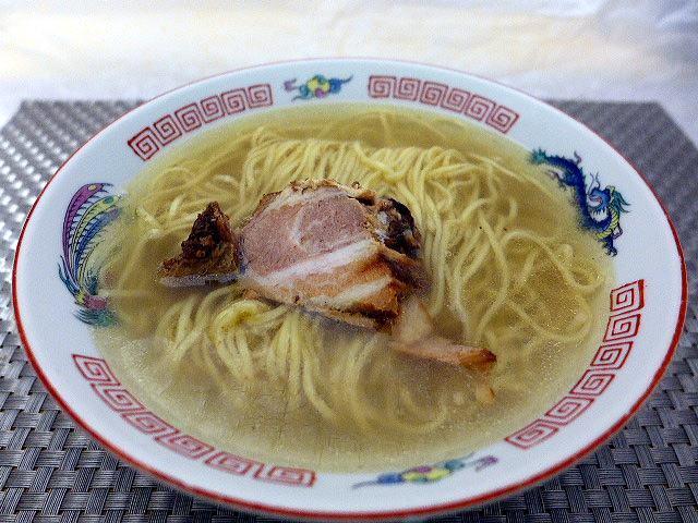 【お持ち帰り】丸山製麺所@01お持ち帰り鶏らーめん 3
