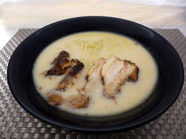 【お持ち帰り】丸山製麺所@02お持ち帰り地鶏白湯らーめん 3