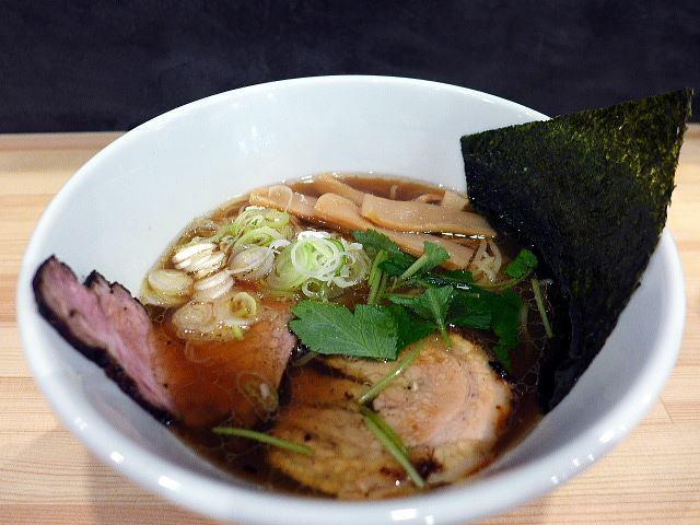 麺屋 縁@01貝出汁醤油ラーメン 1