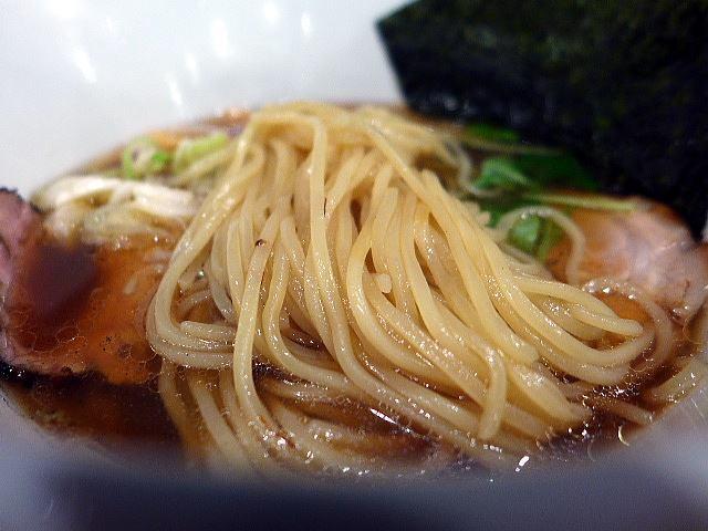 麺屋 縁@01貝出汁醤油ラーメン 3