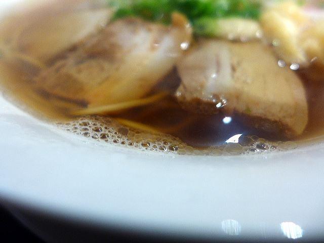 ○吉製麺所@01大阪中華そば(並) 2